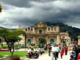 Cordillère, Cajamarca