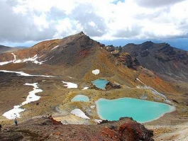 Ile Nord, Tongariro (parc national)