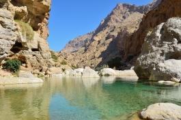 Nord Est, wadi Tiwi