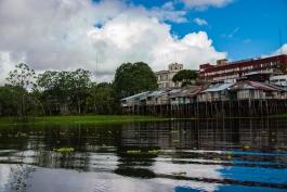 Amazonie, Iquitos