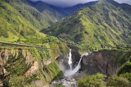 Sierra sud, Baños