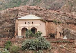 Tigré, Abraha Atsbeha (église)