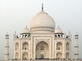 Uttar Pradesh, Agra (Taj Mahal)