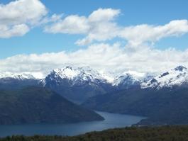 Patagonie, Alerces (parc national)