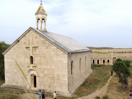 Haut Karabagh, Amaras (monastère)