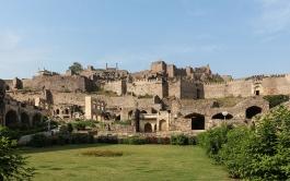 Telangana, Golconda (fort)