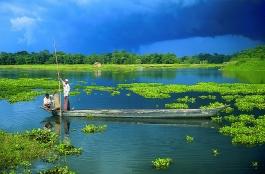 7 Sisters, Assam, Ile de Majuli