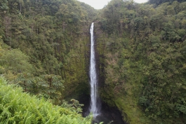 Big Island, Akaka falls