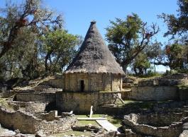 Cordillère, Kuelap (forteresse)