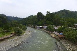 Sumatra, Bukit Lawang (village)