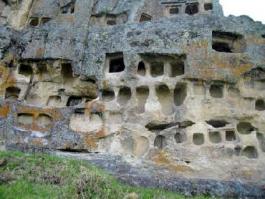 Otuzco (cimetière pré-inca)