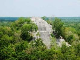 Calakmul (Etat de Campeche)