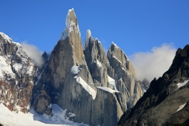 Patagonie, Cerro Torre