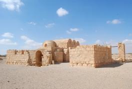 Châteaux du désert