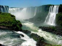 Iguazu (Chutes)