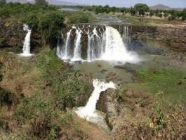 Amhara, Tissisat (chutes Nil Bleu)