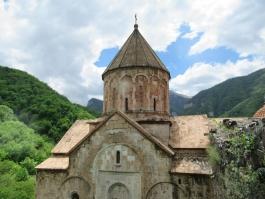 Haut Karabagh, Dadivank (monastère)