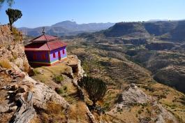 Tigré, Debre Damo (monastère)