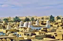 Nord-Est du Sahara, El Oued