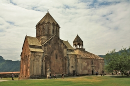 Haut Karabagh, Gandzasar (monastère)