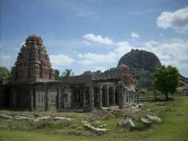 Tamil Nadu, Gingee (Forteresse)
