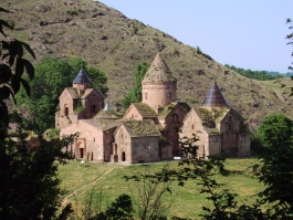 Goshavank (monastère)