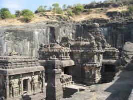 Ellora (grottes), Maharashtra