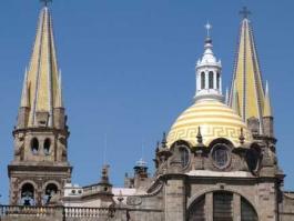 Centre, Guadalajara (Etat de Jalisco)