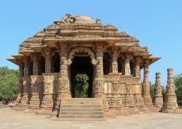Gujarat, Modhera Sun Temple
