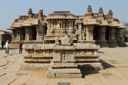 Karnataka, Hampi