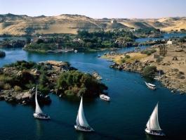 Haute Egypte, Assouan