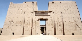 Haute Egypte, Edfou
