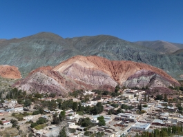 Nord-Ouest, Humahuaca
