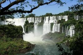 Nord-Est, Iguazu (chutes)