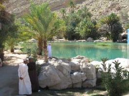 Nord Est, wadi Bani Khaled
