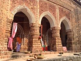 Nord Ouest, Kantanagar (ou temple de Kantaji)