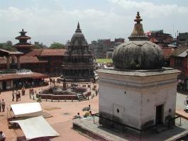 Katmandou et sa vallée