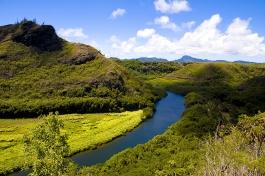 Kauai, Wailua River