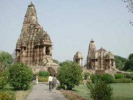 Madhya Pradesh, Khajuraho