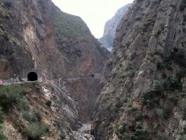 Constantinois, Kherrata (gorges)