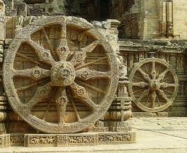 Konarak Sun Temple, Orissa