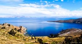 Région La Paz, Isla del Sol, lac Titicaca