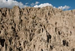 Région La Paz, Vallée de la Lune