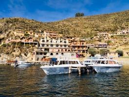 Région La Paz, Yumani (isla del Sol, lac Titicaca)