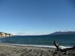 Patagonie, Fagnano (lac)