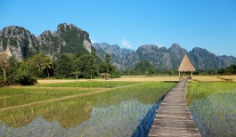 Nord, Vang Vieng