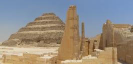 Le Caire environs, Saqqarah