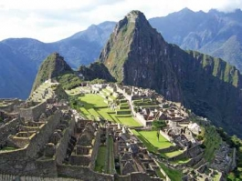 Vallée Sacrée, Machu Picchu