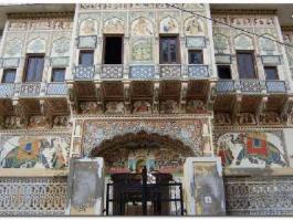 Rajasthan, Mandawa
