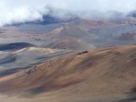 Maui, volcan Hale'a'kala
